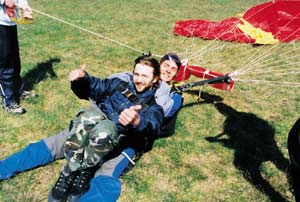 zdjęcie: lądowanie