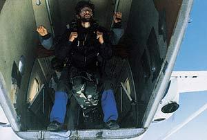 zdjęcie: skok z samolotu