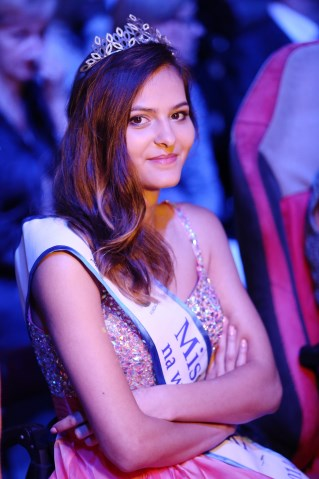 Julia Torla, Miss 2014