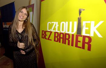 Na zdjęciu: Paulina Zaleś