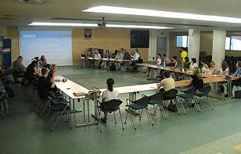 zdjęcie: konferencja inaugurująca kampanię