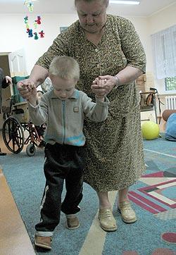 zdjęcie: zajęcia rehabilitacyjne