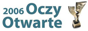 logo konkursu Oczy Otwarte 2006
