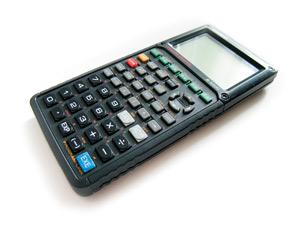 zdjęcie, kalkulator