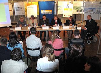 zdjęcie: uczestnicy konferencji